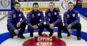 Skip: John Epping Third: Mat Camm Second: Patrick Janssen Lead: Timothy March Curling Canada/michael burns photo